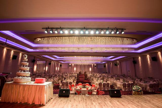 馬來西亞最宏偉的婚禮大廳