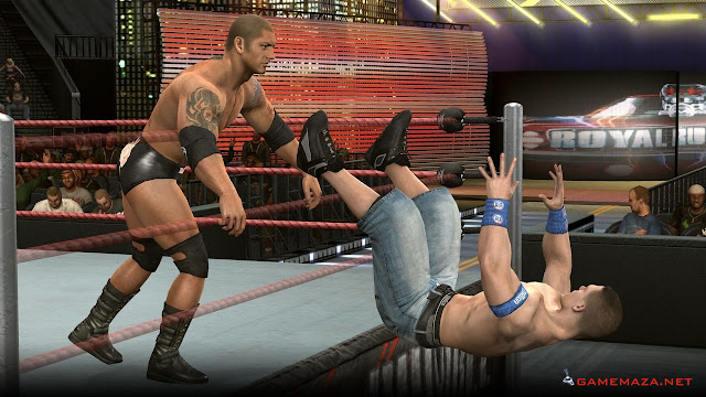 WWE RAW Ultimate Impact 2010 Gameplay Screenshot 1