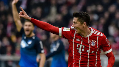 Robert Lewandowski going to Real Madrid ?