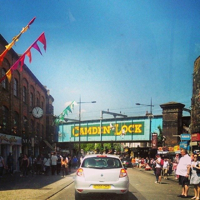 Camden Lock on Instagram