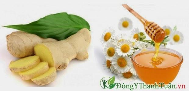 Cách giảm đau dạ dày nhanh cho trẻ từ gừng và mật ong