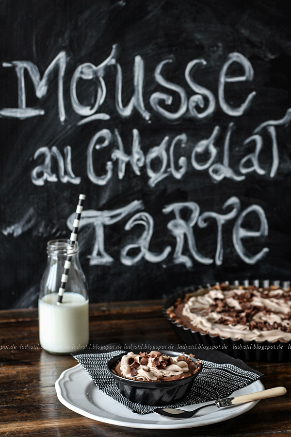Mousse-au-Chocolate-Tarte,