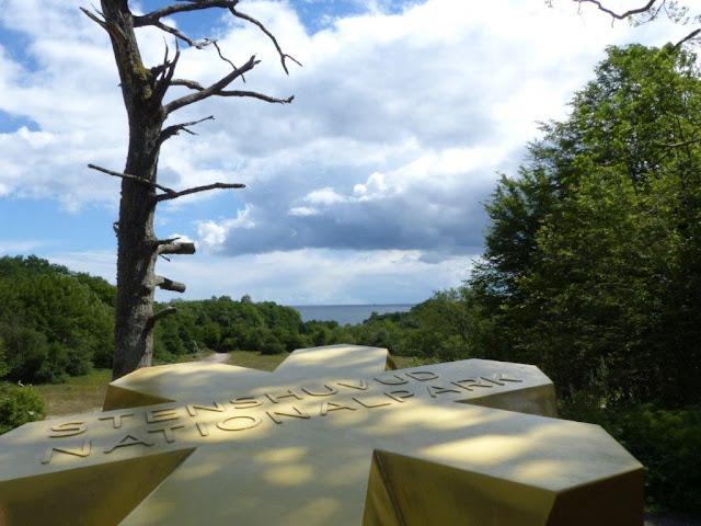 Stenhuvud Nationalpark Schweden Urlaub Reise mit Hund Skane Camping Rundreise