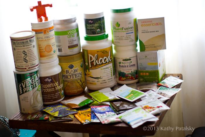 Vegan Protein Powders for Smoothies My BIG Guide! - Vegan Recipe