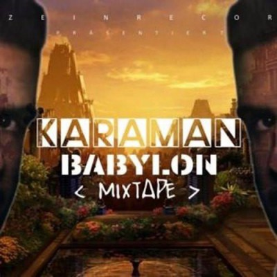 Karaman - Babylon - Album Download, Itunes Cover, Official Cover, Album CD Cover Art, Tracklist