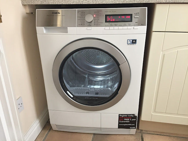 AEG Tumble dryer T88585IS
