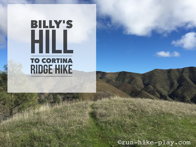 Billy's Hill to Cortina Ridge Hike