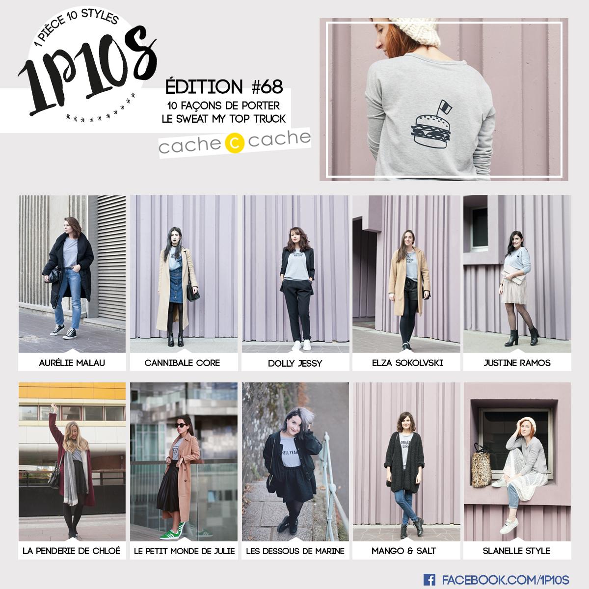 1P10S Cache Cache