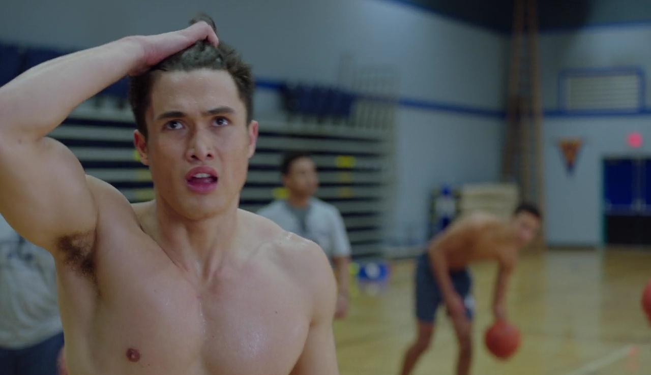 Alexis Superfan S Shirtless Male Celebs Charles Melton Shirtless In Riverdale Season 2 Ep 10