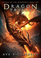 High-born Agathea Flamma intends to bring honor to her family by following in her brothers' footsteps and taking her rightful place as a Dragon Rider. With her only other option being marriage, Thea will not accept failure. She's not thrilled at her awkward, scruffy partner, Seb, but their dragon has chosen, and now the unlikely duo must learn to work as a team.  Seventeen-year-old Sebastian has long been ashamed of his drunken father and poor upbringing, but then he's chosen to train as a Dragon Rider at the prestigious academy. Thrust into a world where he doesn't fit in, Seb finds a connection with his dragon that is even more powerful than he imagined. Soon, he's doing all he can to succeed and not embarrass his new partner, Thea.  When Seb hears rumors that an old danger is reemerging, he and Thea begin to investigate. Armed only with their determination and the dragon they both ride, Thea and Seb may be the only defense against the Darkening that threatens to sweep the land. Together, they will have to learn to work together to save their kingdom…or die trying.