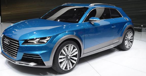 2017 Audi Q1 Reviews