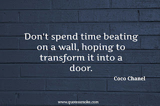 Wisdom Quote by Coco Chanel