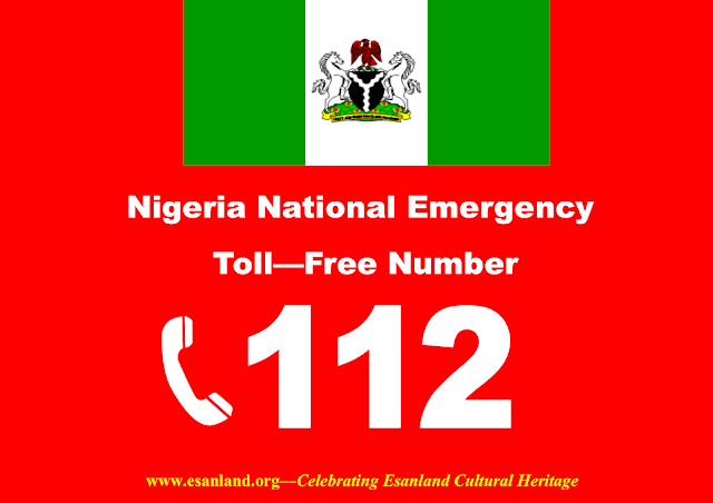 Nigeria Toll Free Number