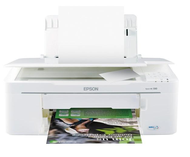 Install my epson scanner