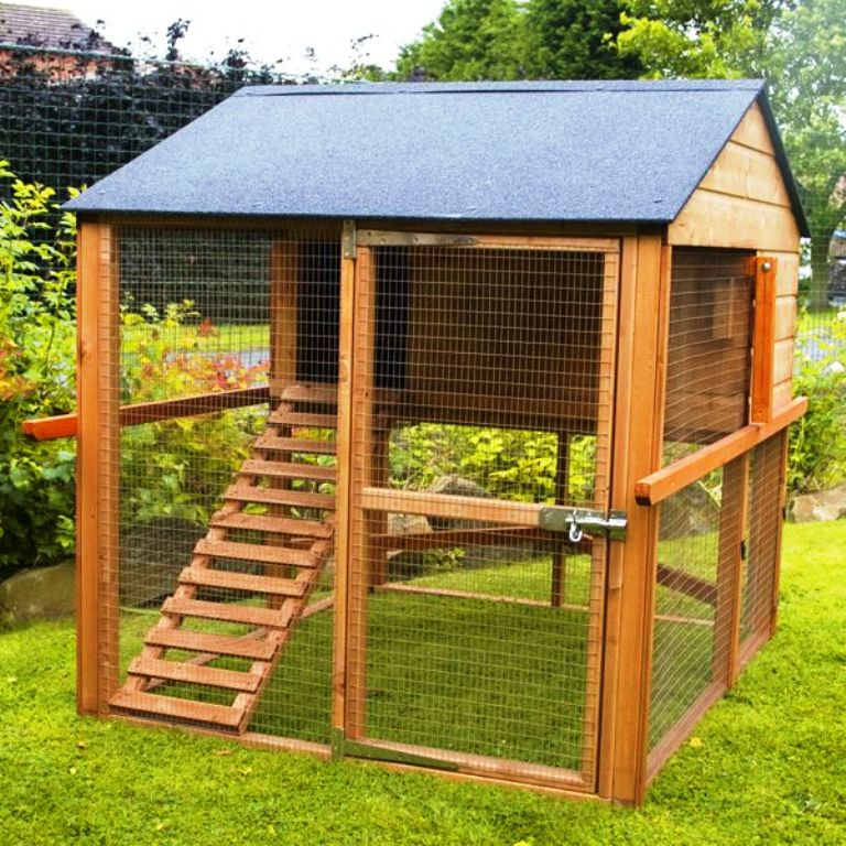 Animals And Birds Galaxy: Birds Coops (House