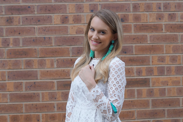 how to wear white after labor day chicago blogger