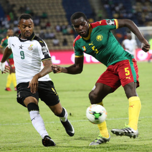 Cameroon stun Ghana to reach final