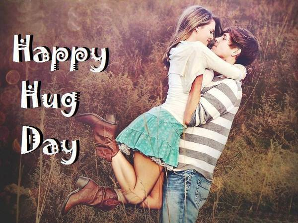 Happy Hug Day Wishes Quotes Greetings for Husband Wife