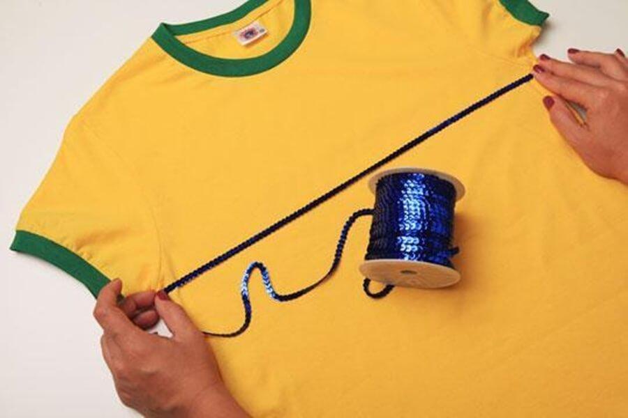 DIY roupas