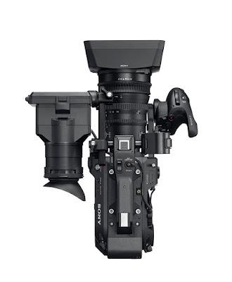 Sony FS7 II FS Serisi
