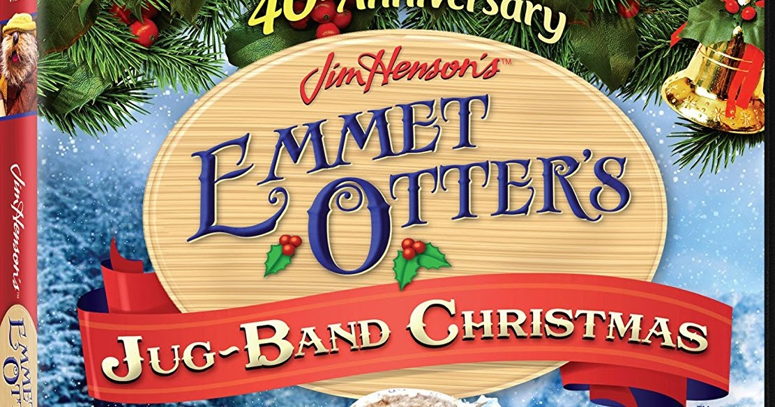 Coming Soon: Emmet Otter\'s Jug-Band Christmas 40th Anniversary DVD ...