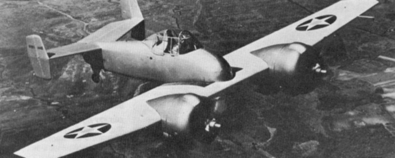 1 April 1940 worldwartwo.filminspector.com Grumman Skyrocket