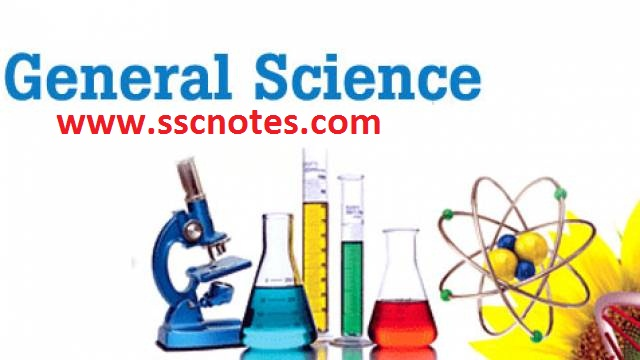 Important General Science One Liner Notes PDF Download