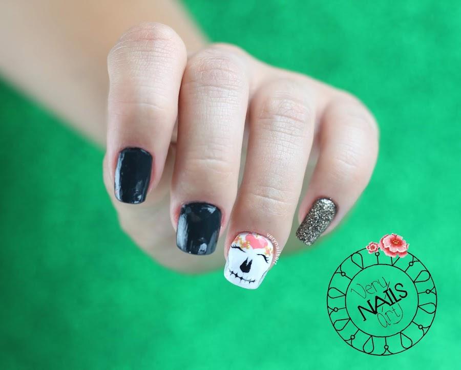 nail-art-halloween-2018