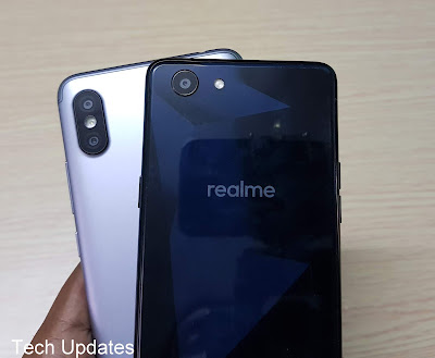 Xiaomi Redmi Y2 vs Realme 1 Camera comparison
