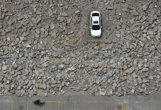 Dünyanın En Yalnız Otomobili