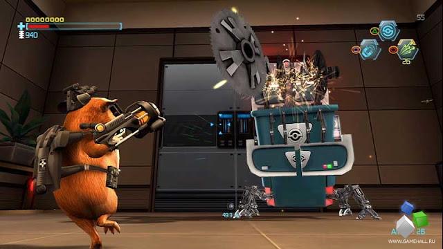G-Force screenshot 2