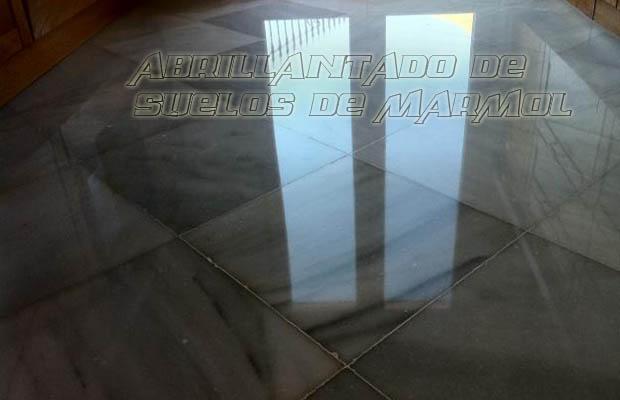 Desatascos Sevilla: Abrillantado de suelos de marmol