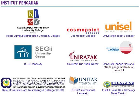 Biasiswa Karangkraft dana pendidikan unisel dan kuis