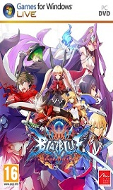 BlazBlue%2BCentral%2BFiction - BlazBlue Centralfiction-CODEX