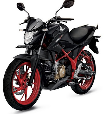 All New 2016 Honda CB150R Streetfire  diamond fram Hd pose