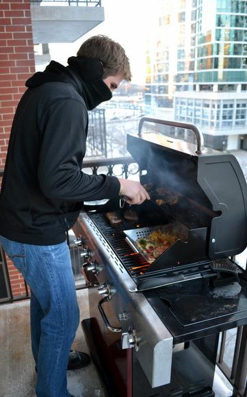 finn grilling