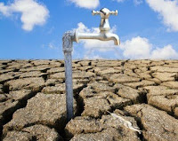vivir sin agua
