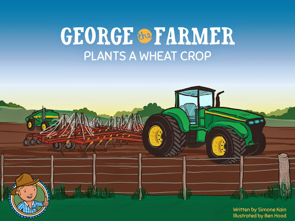 George the Farmer Plants a Wheat Crop: Book Review