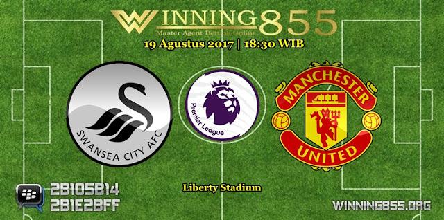 Prediksi Skor Swansea City vs Manchester United