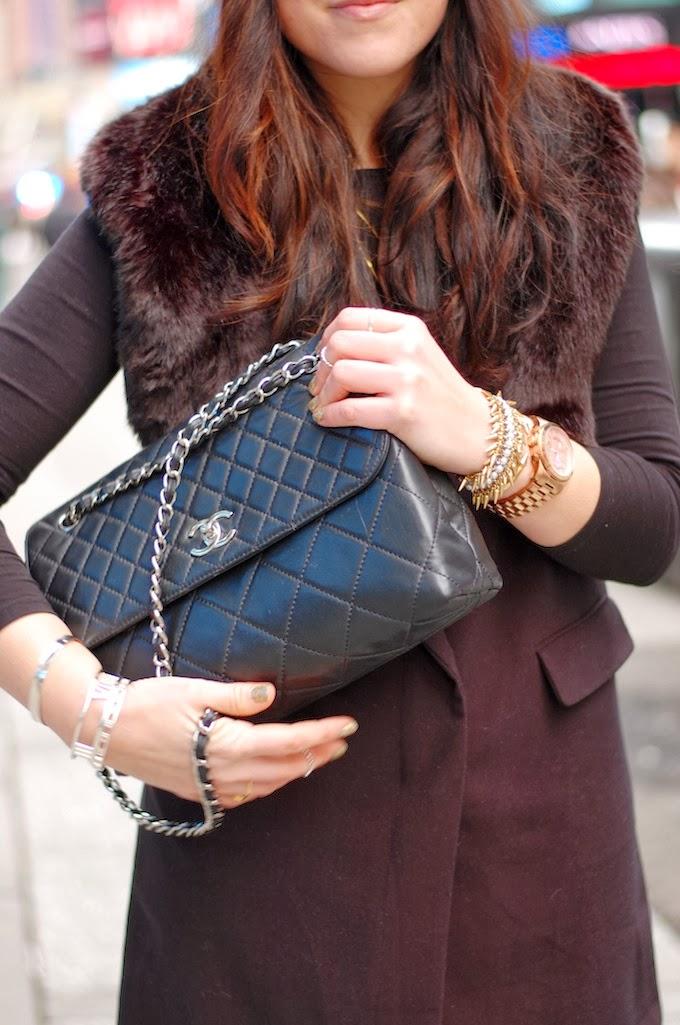 Chanel ITB flap bag