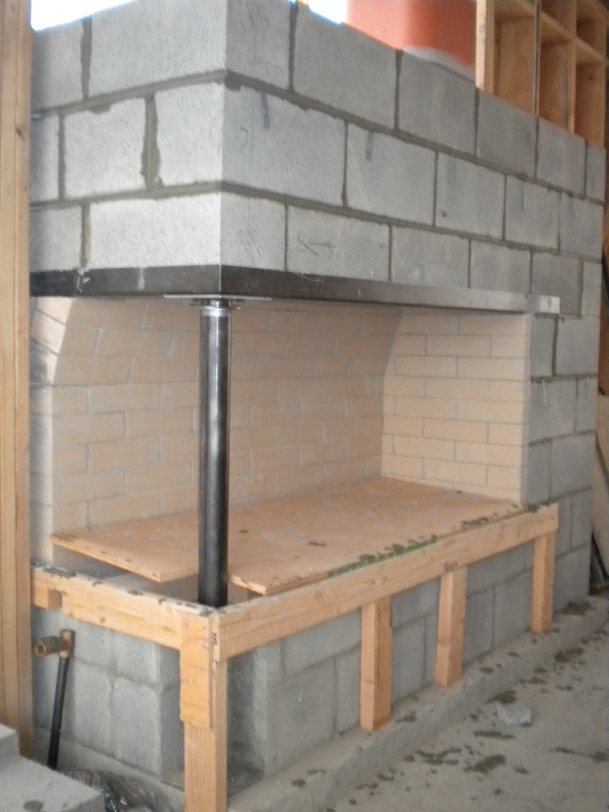 Boisineau Masonry Steel Lintel Damper Bond Beam And Smoke