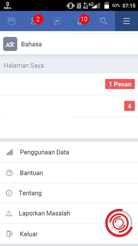 Cara Melihat Pesan Masuk Dukungan Facebook Di Fb Lite Dan Facebook Biasa Kepoindonesia