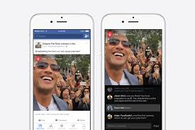 Facebook Live Video Broadcast