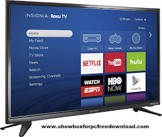 How to Install Showbox on Roku TV