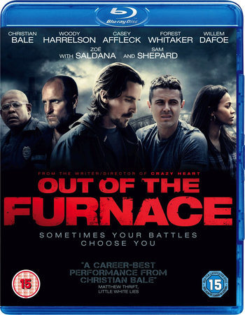 Out of the Furnace (2013) Dual Audio Hindi 480p BluRay 350MB ESubs