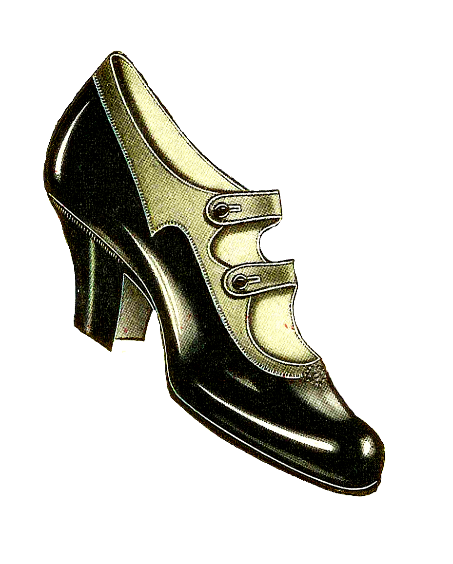 Vintage Womens Shoes 66