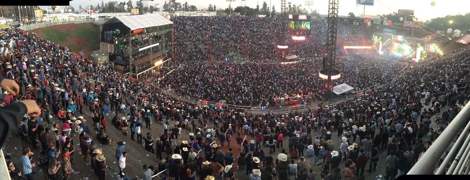 Potirendaba em Foco  Gusttavo Lima amanhece na Arena da Festa do ... 45a38952208