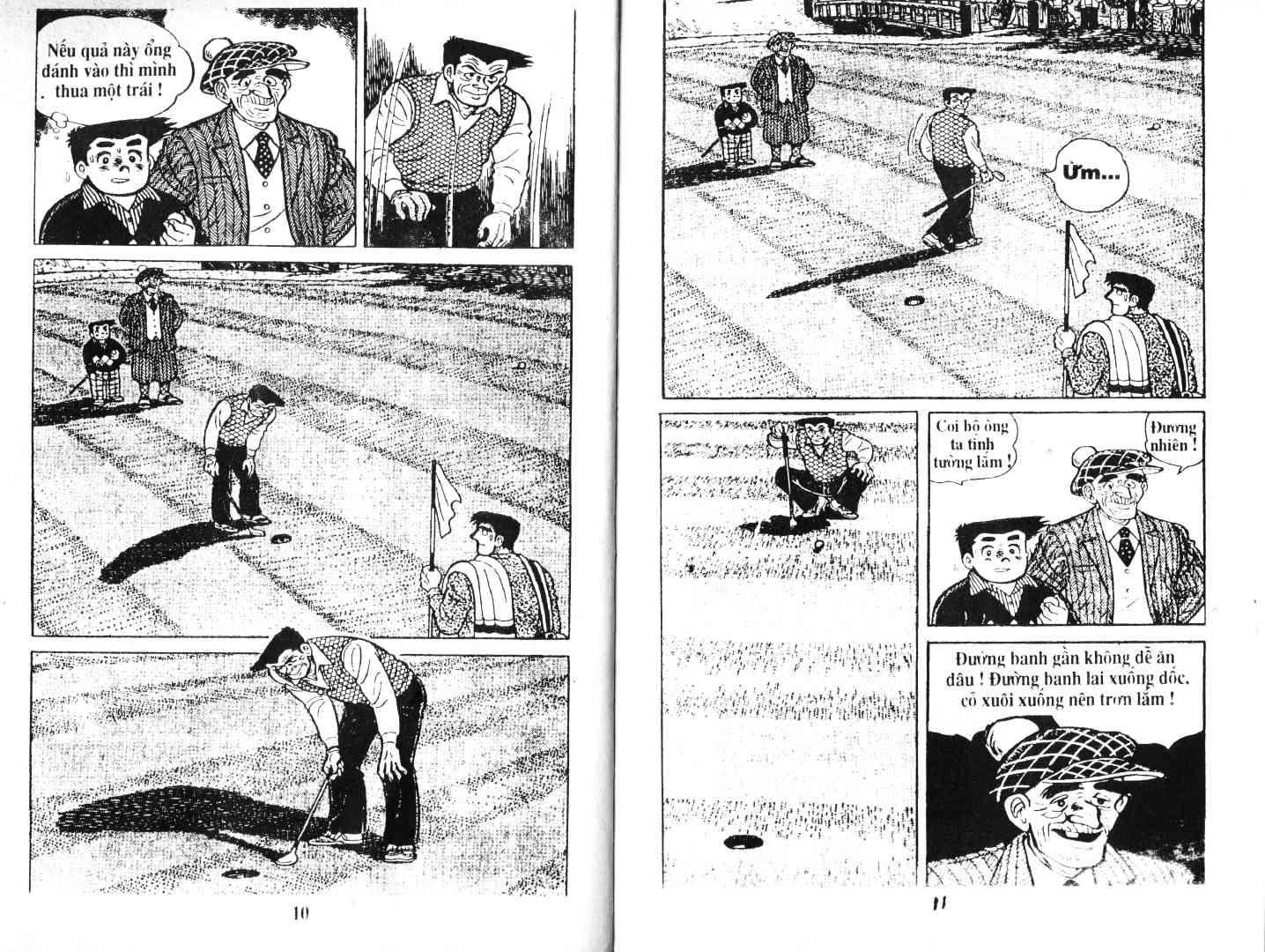Ashita Tenki ni Naare chapter 51 trang 4