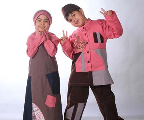 baju muslim anak dannis