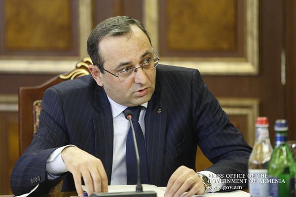 Relaciones con EE. UU están en su nivel más alto, asegura ministro de Armenia